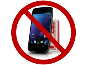 Kiss the Galaxy Nexus Goodbye, For Awhile