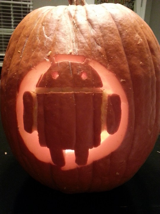Happy halloween the droid lawyer for Miroir mp60 review