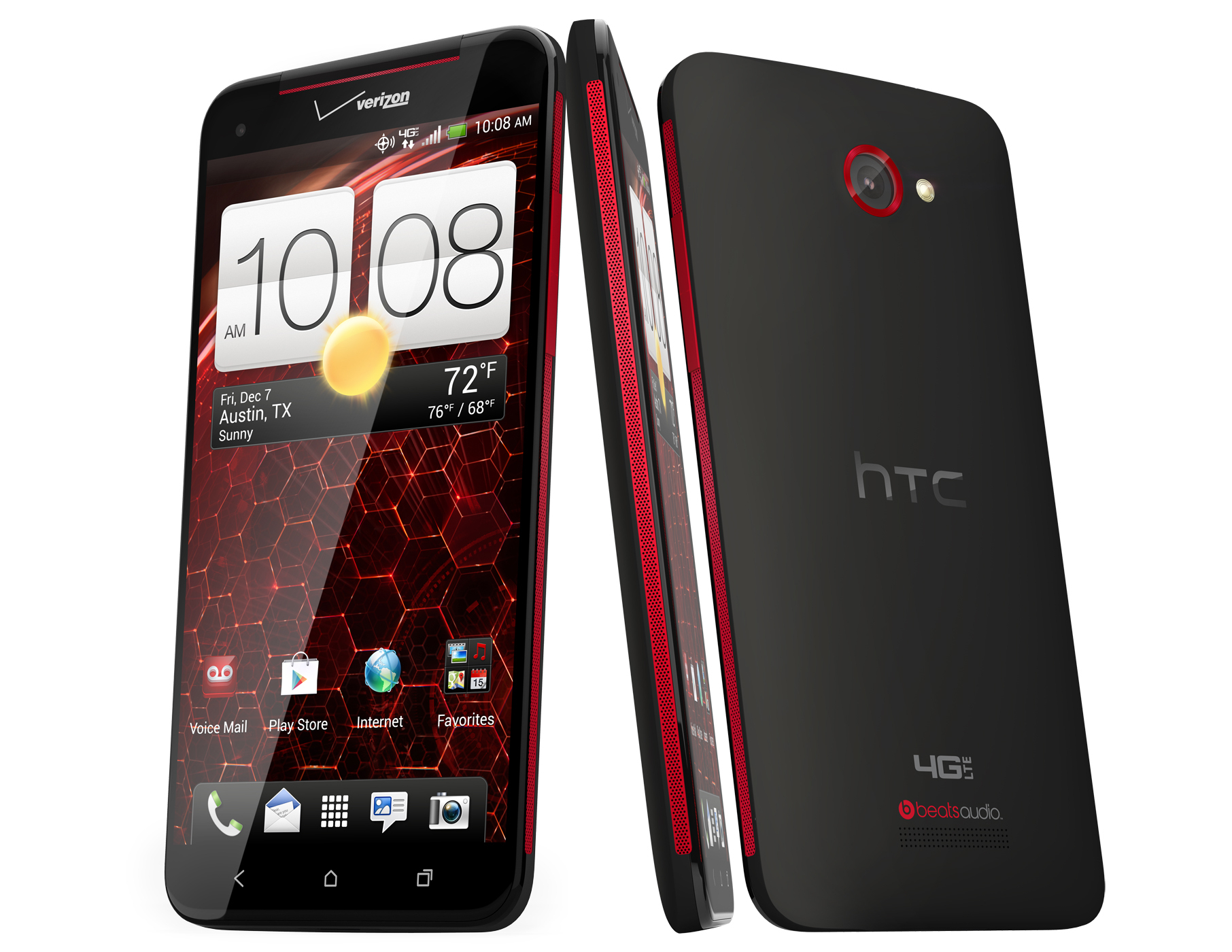 DROID DNA by HTC