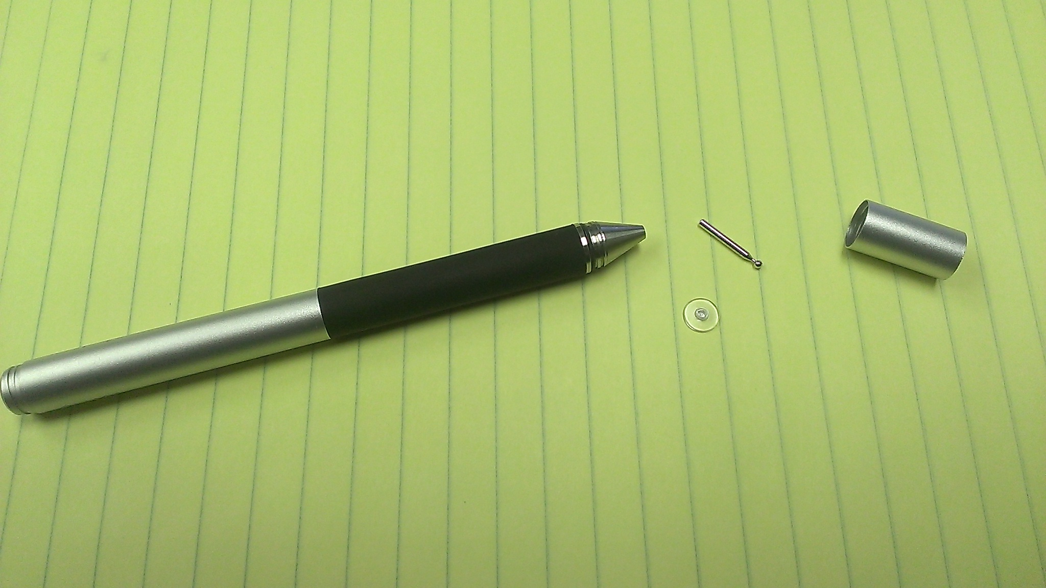 Adonit JotPro Stylus Disassembled