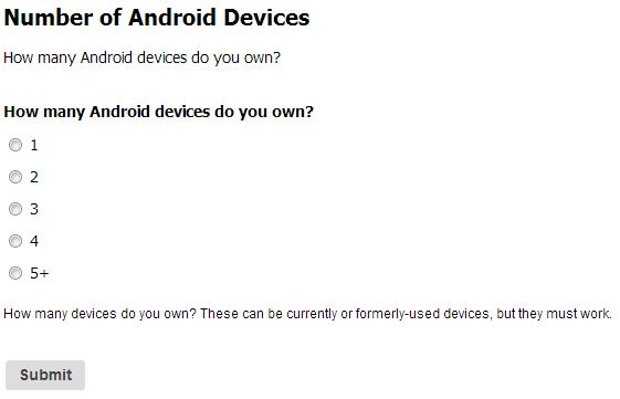 New poll how many androids do you own the droid lawyer for Miroir mp60 review