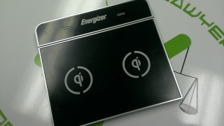 Product Review: Energizer Qi-enabled Inductive Charging Pad