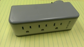 Product Review: Belkin Mini Surge Protector