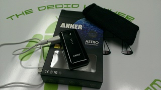 Product Review: Anker ASTRO External battery