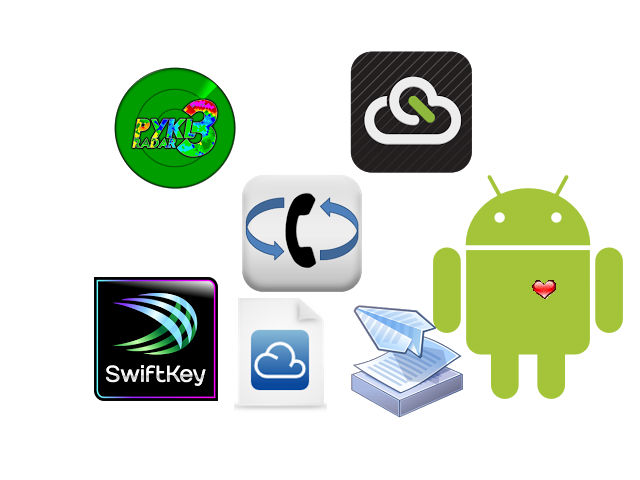 Favorite 5 Android Apps
