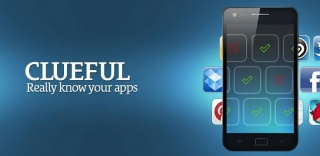 Android App Review: Clueful