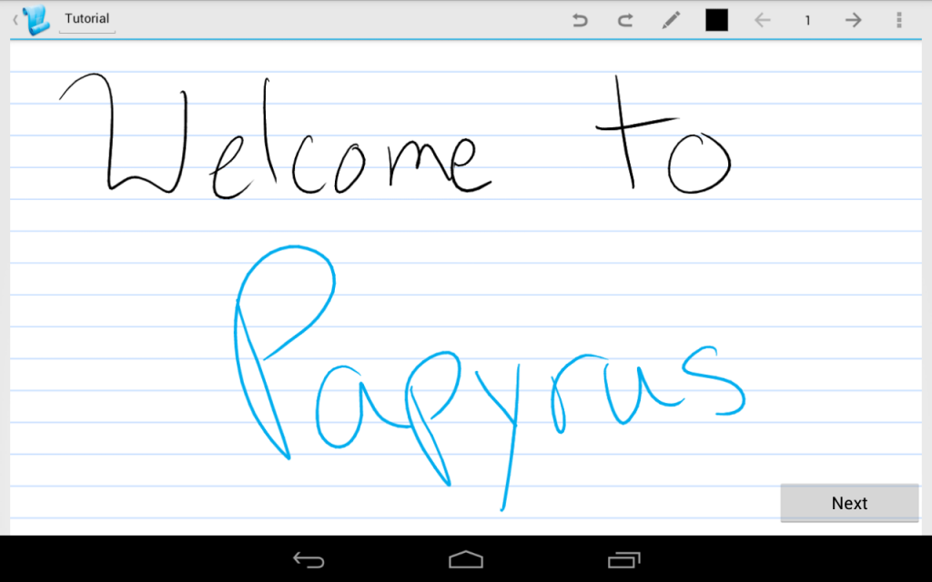 Welcome to Papyrus