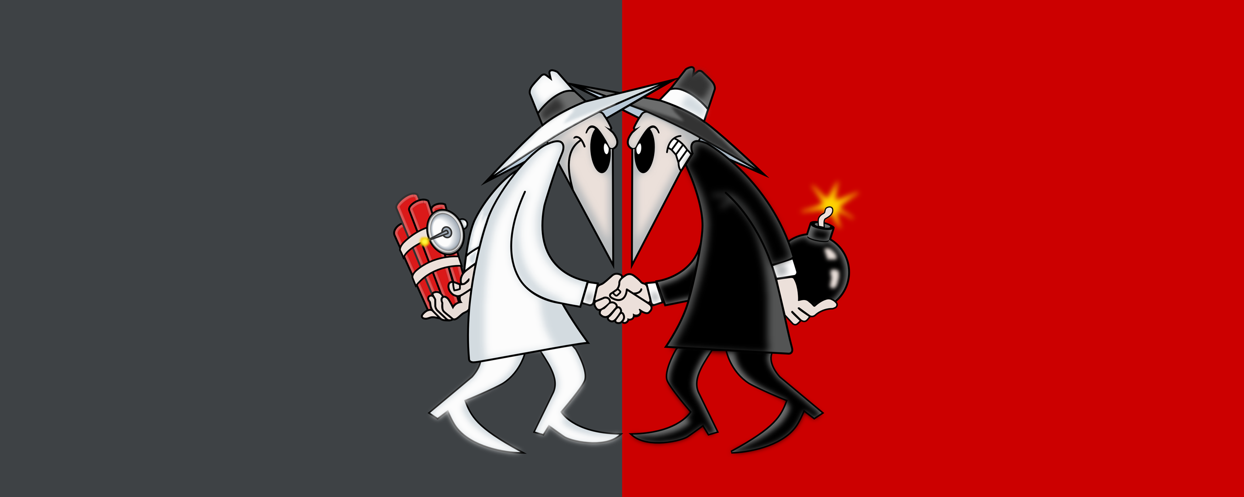 Spy vs Spy