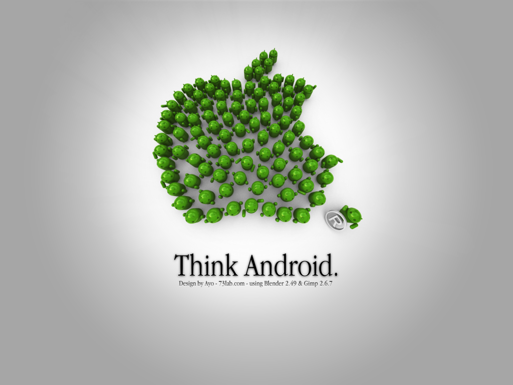 Think Android.