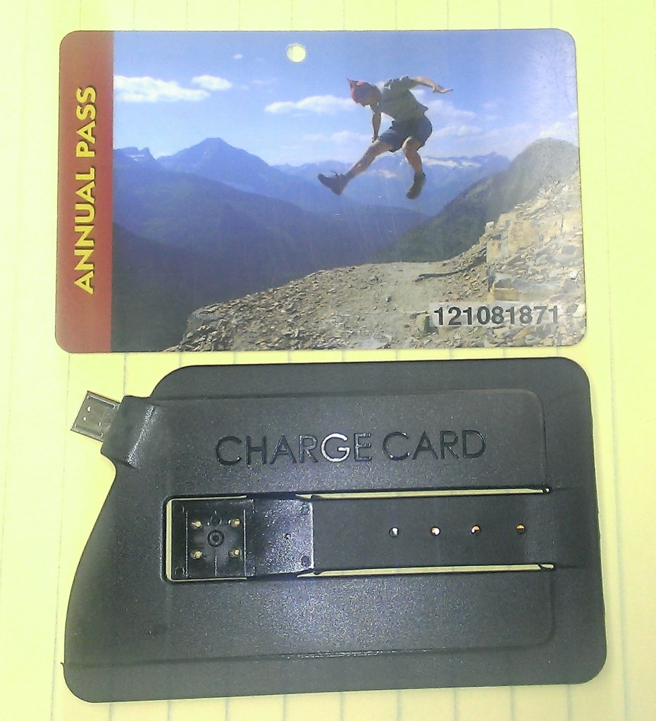ChargeCard Compare