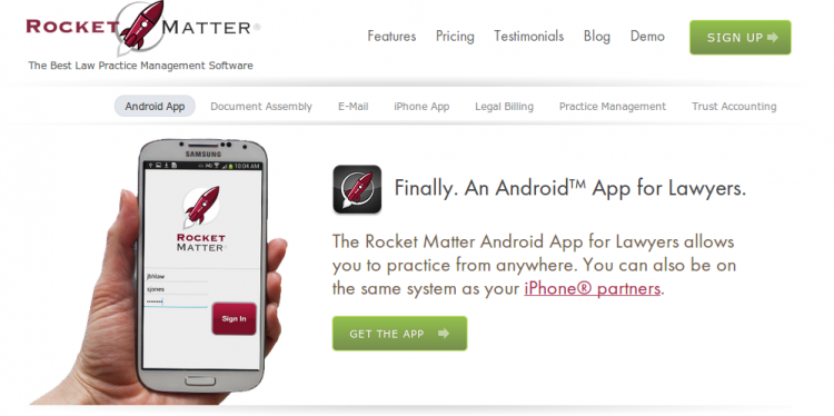 Rocket Matter for Android