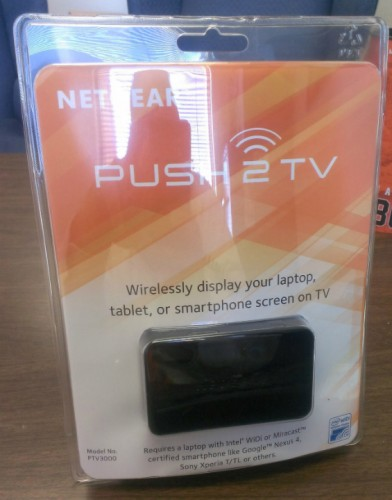 Netgear Push2TV Wireless Adapter