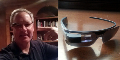 Mitch Jackson Google Glass