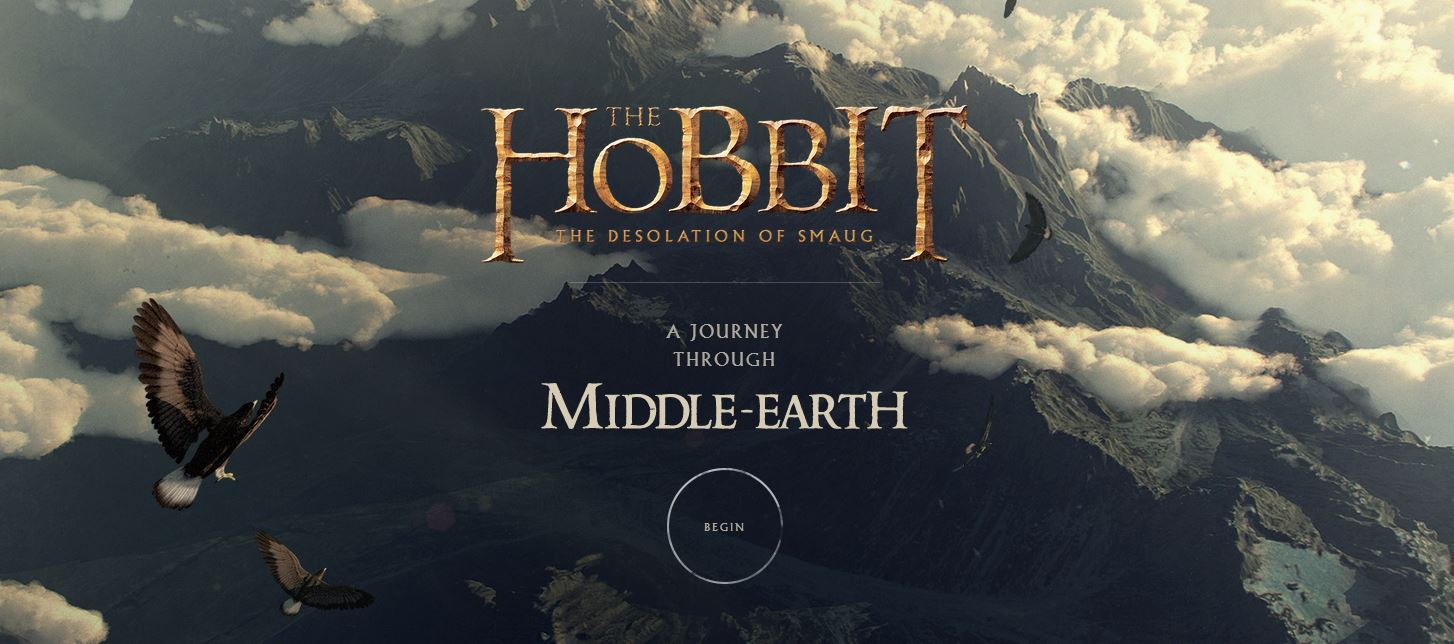 The Hobbit - Middle Earth