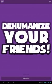 Dehumanize Your Friends
