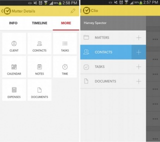 Android App Review: Clio
