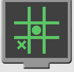 Tic-Tac-Toe for Chromecast Icon