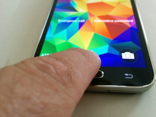 GalaxyS5fingerprint