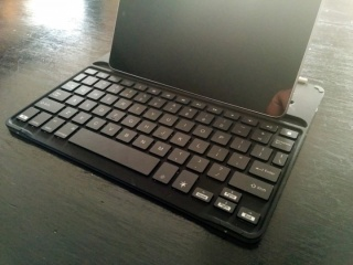 Product Review: Lumsing Bluetooth Keyboard