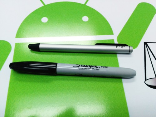Marker Stylus Comparison