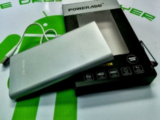 Product Review: Poweradd Pilot 2GS 10000 mAh USB Charger