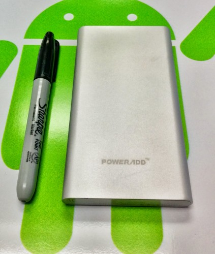 Poweradd and Pen