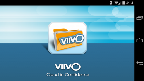 viivo clound in confidence