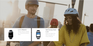 Android Wear is Available for Pre-Order on Google Play