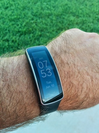 Product Review: Samsung Gear Fit