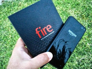 Product Review: Amazon Fire Phone 32GB