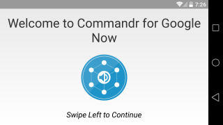 Android App Review: Commandr for Google Now