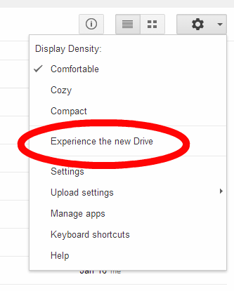 Experience new drive