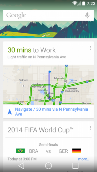 Rename Locations in Google Now