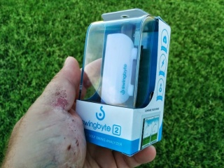 Unboxing the Swingbyte 2 Golf Swing Analyzer