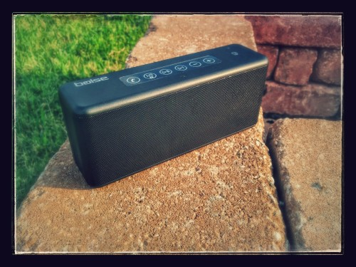 Product Review: Bolse BTS-12 Smart NFC Bluetooth Speaker