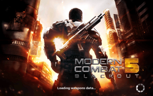 Android App Review: Modern Combat 5