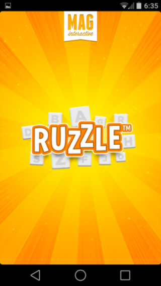 Android App Review: Ruzzle
