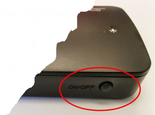 inateck on-off switch