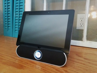 "New Giveaway: Inateck Bluetooth Speaker with Tablet Holder (it's sort of a ""do over"")"