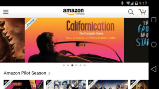 Amazon Prime Instant Videos is Available for Android