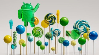 Welcome, Android 5.0, Lollipop