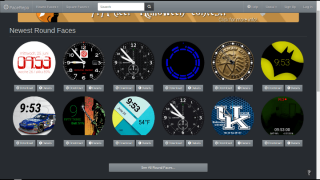 Android App Review: Facer for Android Wear