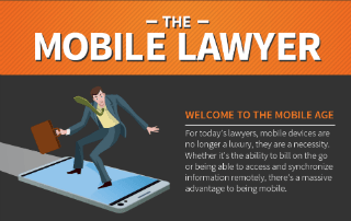 A Graphic Look at the Mobile Lawyer