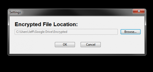 Viivo Encrypted folder