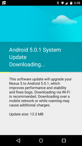 Android 5.0.1 download