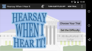 Android App Review: Hearsay When I Hear It