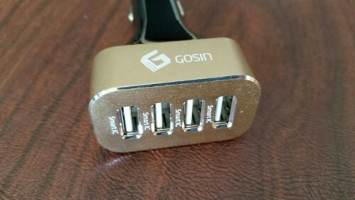 Gosin USB Car Charger