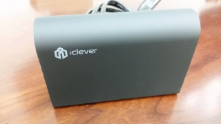 Product Review: iClever 6-Port Fast USB Desktop Charger