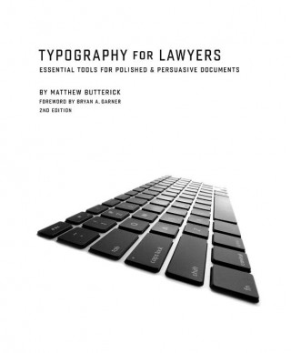 Product Review: Typography for Lawyers