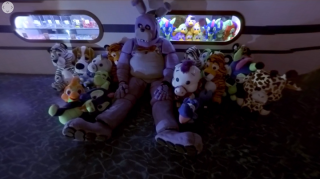 Five Nights at Freddy's in 360° Terror